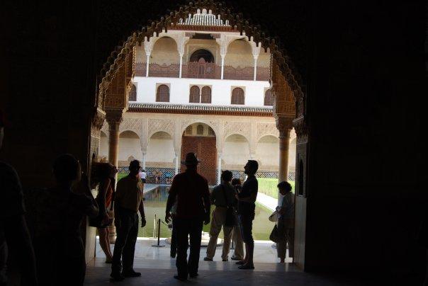 Alhambra. Grenada, Spain