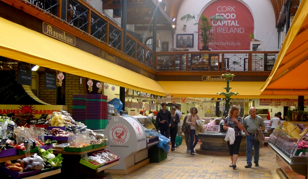 English Market. Cork, Ireland