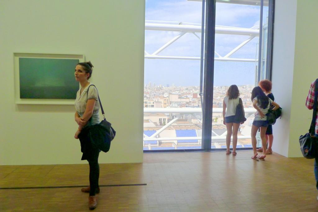 Centre Pompidou. Paris, France