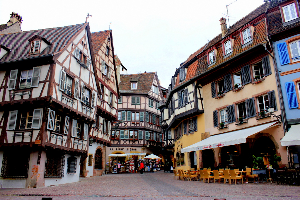 Colmar: France's Fairytale City