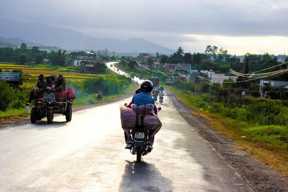Easy Riders Vietnam: From Dalat to Mui Ne
