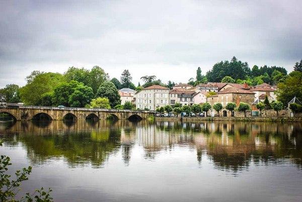 Confolens, France
