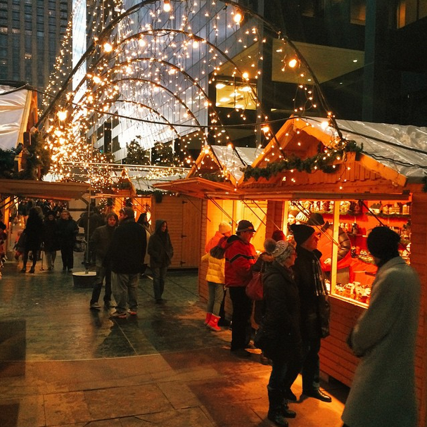 Christmas market denver
