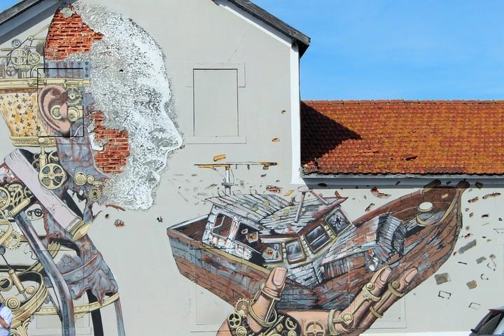 Street art,lisbon