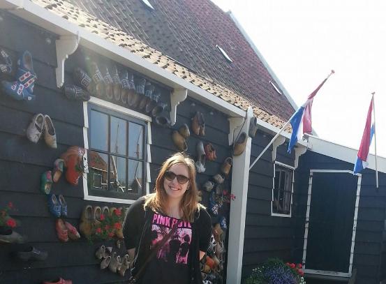 American Au Pair in Netherlands