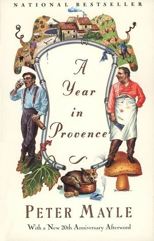 A Year in Provence: one of the best books about France of all time