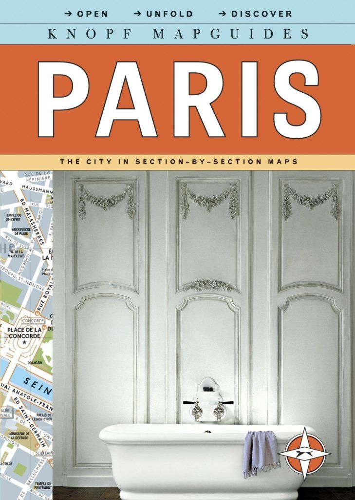 The best Paris guidebook on the market