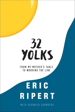 32 Yolks, one of the best books about France