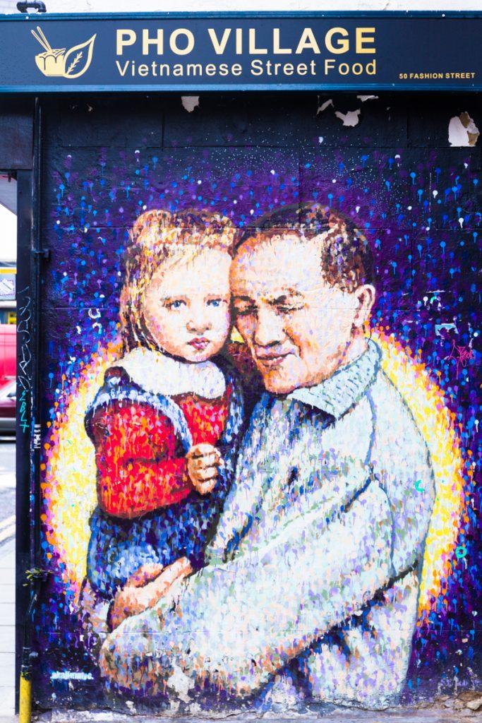 The best of Shoreditch street art