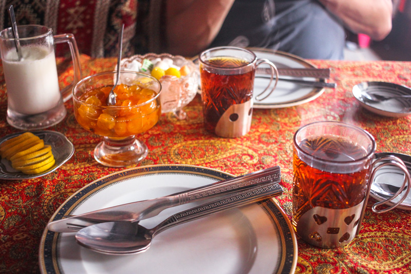 The best of Azerbaijan food - 5 dishes you can't miss!