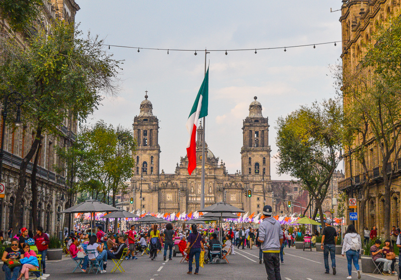 What living in Mexico City is really like