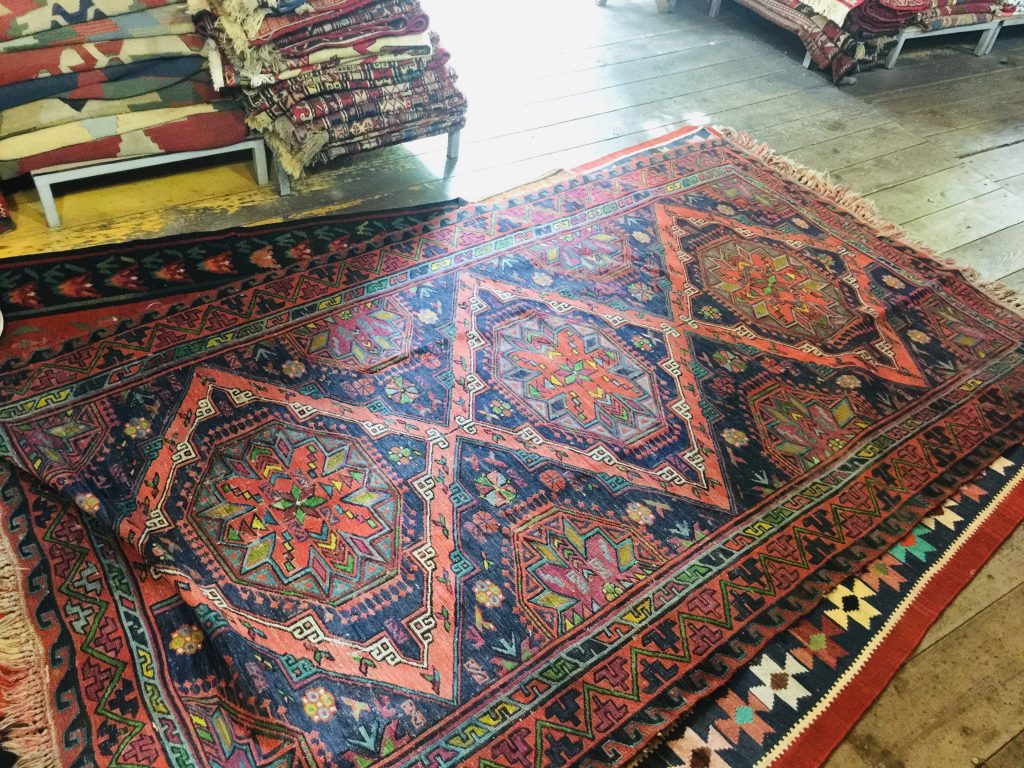 What to do in Tbilisi - buy a gorgeous Caucasian carpet