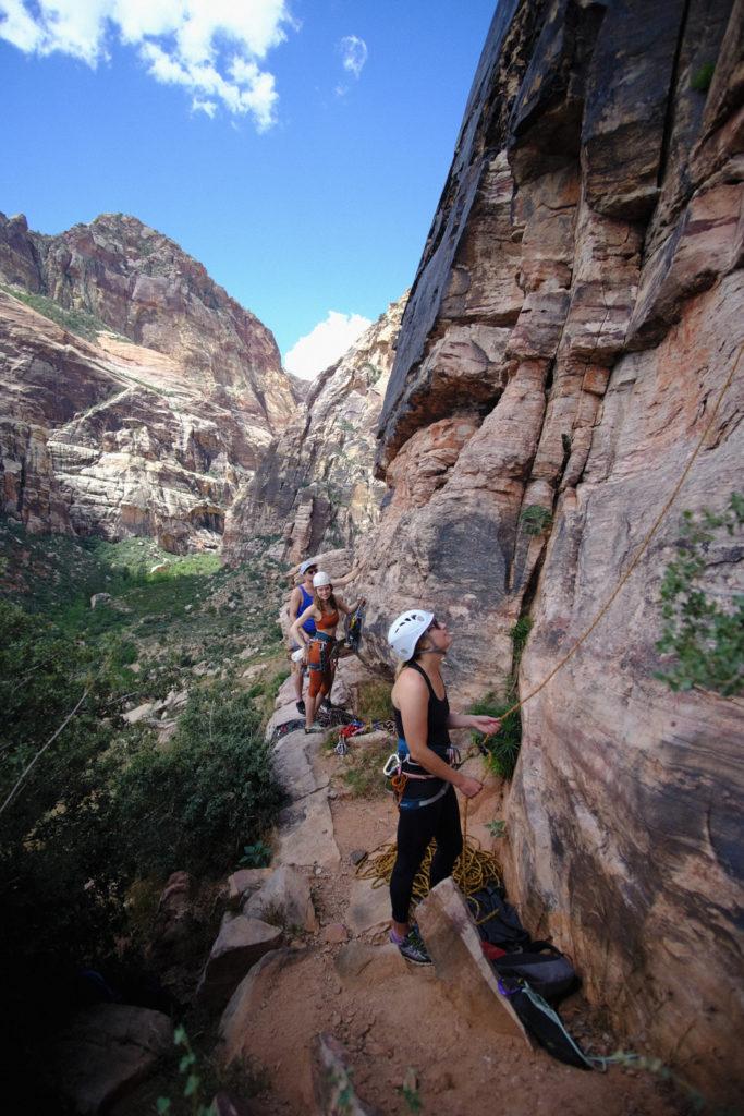 Visiting Red Rock Canyon, Nevada