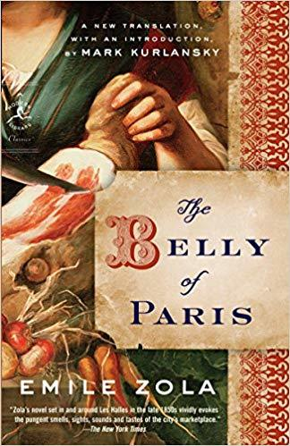 The Belly of Paris: one of the best classic novels about Paris of all time