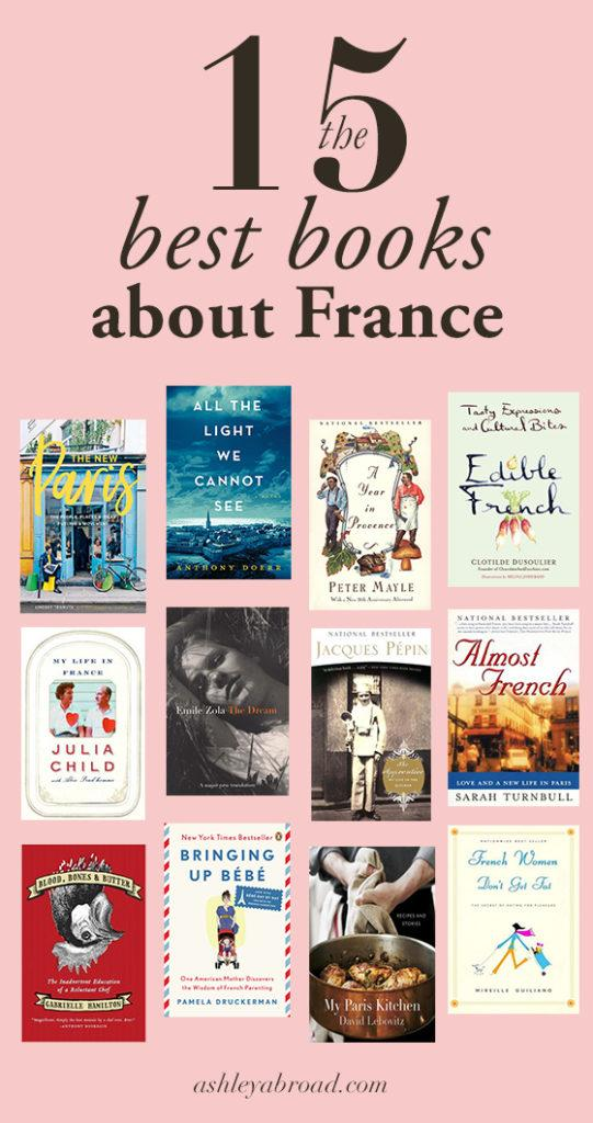 The best books about France