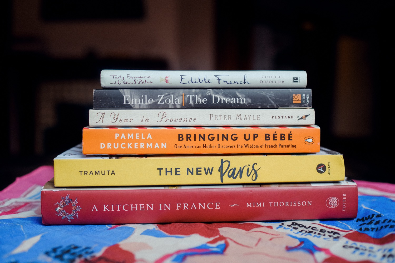 The best books about France to read before your trip!