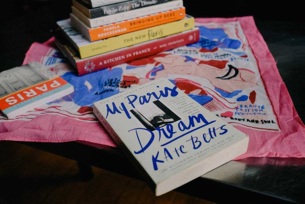 My Paris Dream, one of the best books about Paris to read before your trip