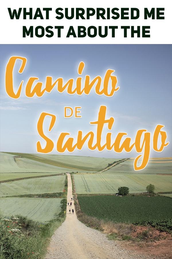 The biggest surprises on the Camino de Santiago