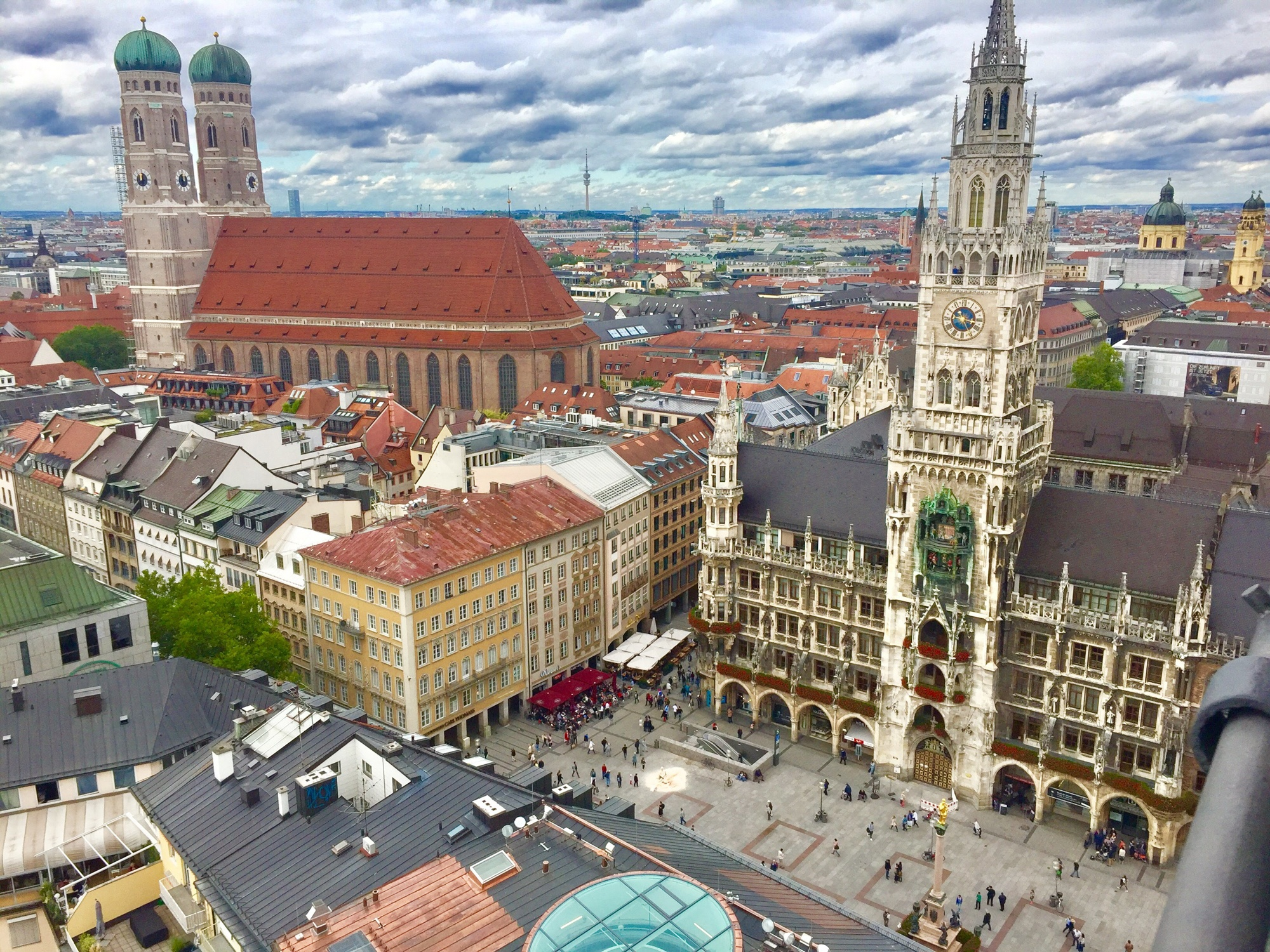 Best places to visit in Munich