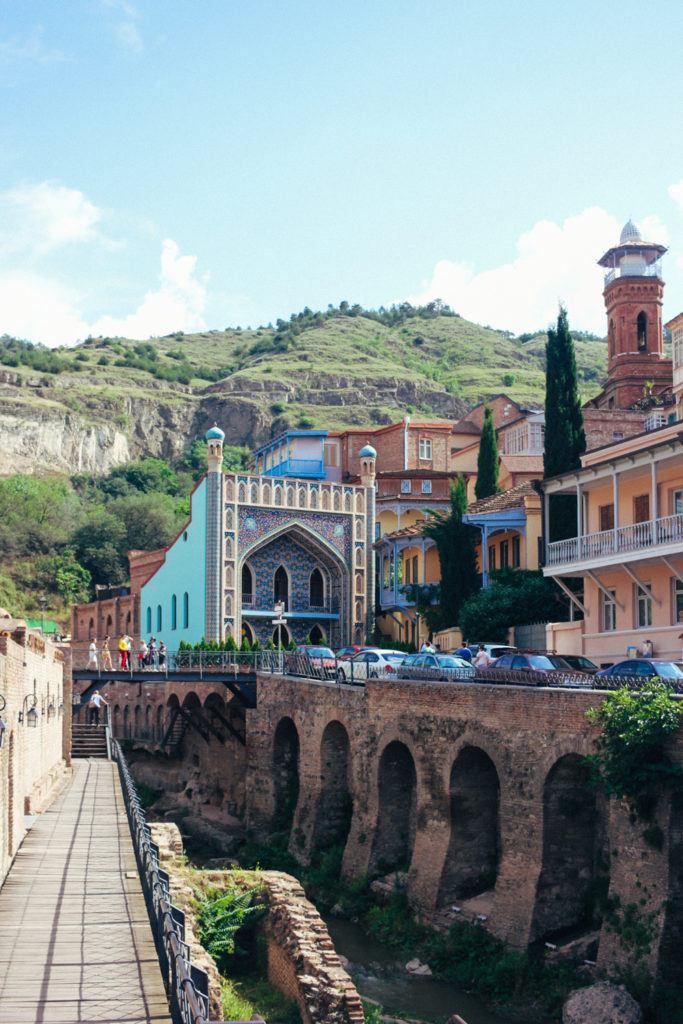 Central Tbilisi