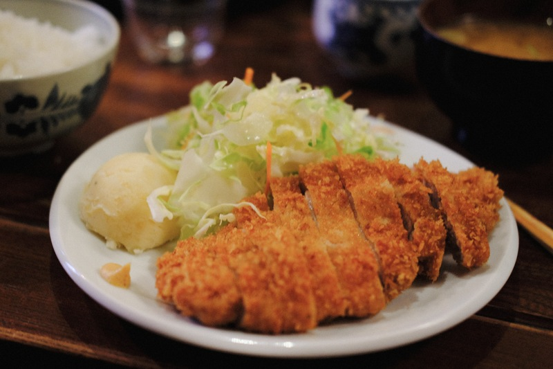 Tonkatsu - one of best foods to try in Japan