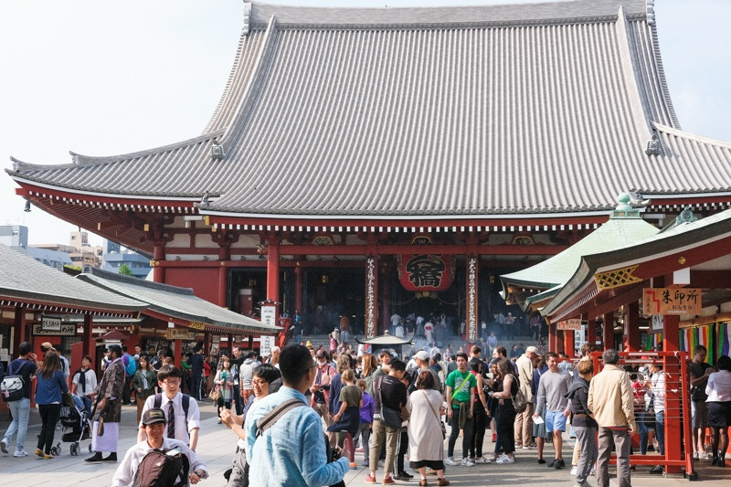The perfect 4-day Japan itinerary